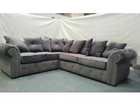 🥎🥎CLEAR OUT BRAND NEW ASHWIN CORNER AND 3+2 SOFA🥎ORDER NOW