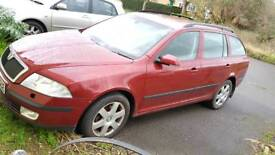 Skoda Octavia laurin and klement