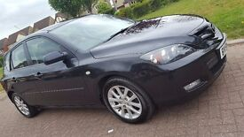 MAZDA 3 TAKARA 1.6PETROL MANUAL NEW FRONT DISCS AND PADS NEW SERVICE JUST DONE LONG MOT