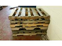 Yankee style pallets wanted.