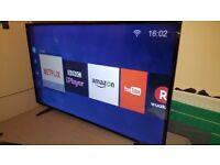HISENSE 49-inch SUPER Smart 4K UHD LED TV-49M3000,built in Wifi,Freeview,PLS READ DESCRIPTION