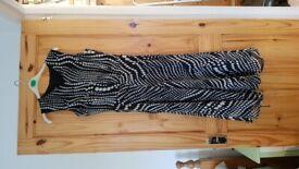 Ladies polkadot dress