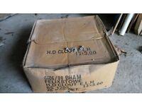 25 Kilo box of 13mm Galvanized Clout Nails