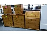 Pine furniture items