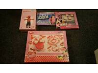 minnie mouse craft sets NEW