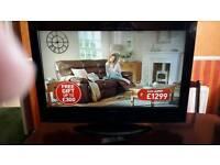 """37"""" Full HD lcd TV"""