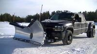 Commercial snow removal - Get your quotes NOW!