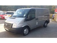 2012 / 62 PLATE Ford Transit 2.2 TDCi 280 S Low Roof Panel Van 5dr (SWB) NO VAT NO VAT