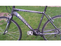 Dawes Discovery 201EQ - RRP £330+. Like new, truely lovely hybrid bike - large