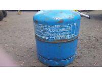Blue Gas Bottle / Cylinder - no longer required