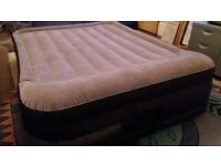 king size inflatable mattress