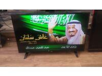 "Luxor 43"" 4K Ultra HD Wifi Smart Freeview HD LED TV £190"