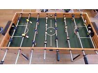 7 in 1 Games Table - Football, Pool, Table Tennis, Hockey, Drafts, Skittles, Shuffleboard