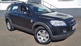 Chevrolet Captiva 2.0 CDTi LT 4X4 5dr (7 Seats) - One Owner