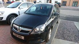 Vauxhall Zafira 1.8 SRI 2007