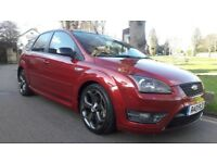 Ford Focus st 225 2007 lovely car running 300 bhp