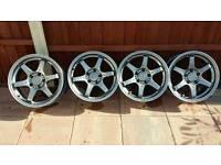 "Vauxhall Astra 16"" 5 stud Alloy wheels"