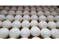 Sewing Real Tennis balls