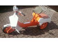 bsa ariel 3 3 wheeled motorcycle