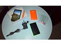 Microsoft Lumia 532 dual sim (micro) plus additional battery cover and screen protectors