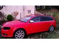 2005 Audi A4 S Line Avant