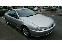 Peugeot 406 Coupe 3.0 V6 210hp Automatic