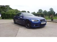 2008 BMW 325d coupe Msport