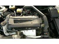 saab 2.0 turbo engine complete. 110k