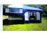 Pennine Sterling folding camper / trailer tent 2005