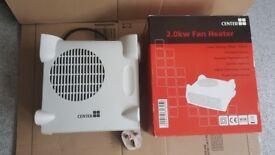 Center 2.0kw Fan Heater