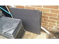 Roof Slates - Cembrit Jutland cement slates