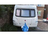 Touring Caravan , Abbey Freestyle 470e