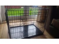 Puppy crate. Excellent condition.