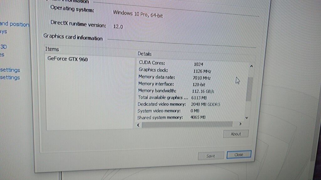 Gaming / work PC, Intel i5 4670 with Nvidia Geforce 960 GTX graphics card   | in Brighton, East Sussex | Gumtree