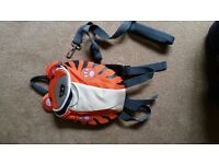 Trespass toddler tiger backpack and detachable reins