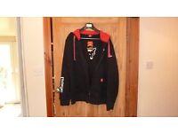 Fox Rage fishing fleece hoodie size XXL brand new with tags