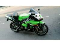 Kawasaki Ninja 636 + full equipment in great condition for sale!