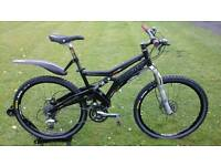 STUNNING TOP OF THE RANGE MARIN MOUNT VISION PRO FS MOUNTAIN BIKE * FULLY SERVICED *