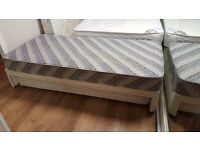 Single Day bed with pull out extra single
