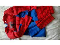 Disney Spiderman outfit