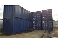 New 2020 One Trip 20ft Shipping Containers FOR SALE £2550+Vat Viewing at our grangemouth depot