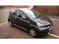 2009 toyota aygo vvti plus 1.0 great driver cheap tax service history