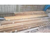 Timber joist/stable roof/summer house roof
