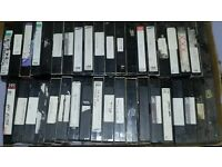 VHS MOVIES JOBLOT
