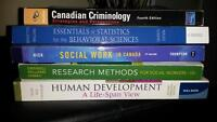 Social work textbooks