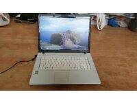 hi-grade m760s windows 7 80g hard drive 2g memory wifi dvd drive comes with charger
