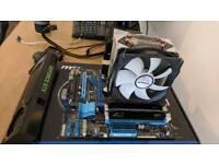 I5 2500k, Asus Mobo, 8Gb Ram, Gtx 960 4Gb