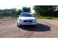 VW POLO 1.2 PETROL FOR SALE