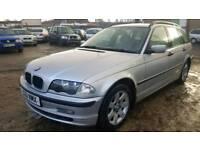 BMW 318I SE WITH LONG MOT
