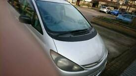 Toyota previa solihull plate